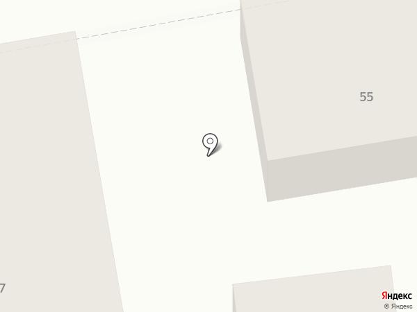 Центральная городская больница г. Батайска на карте Батайска
