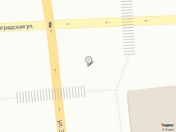 Проф Эстетик на карте Батайска