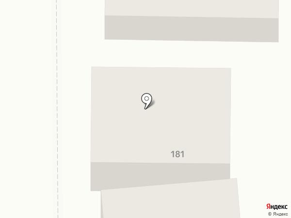 Баня на карте Батайска