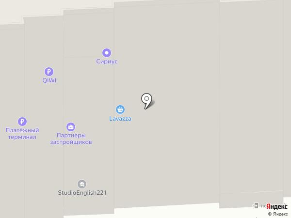 Банкомат, АКБ БАНК СОЮЗ на карте Ростова-на-Дону