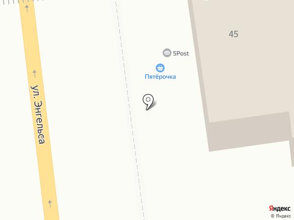 АвтоМаркет Запчастей на карте Батайска