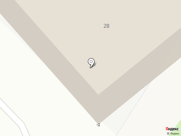 Оптово-розничная компания на карте Казинки