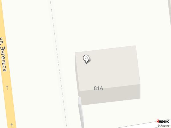 Шашлычный двор на карте Батайска