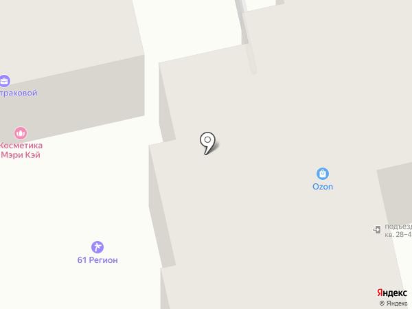 РоссТур на карте Батайска