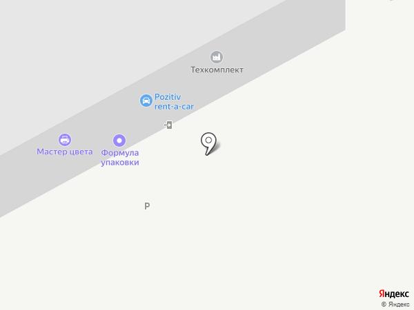 Юдиком на карте Ростова-на-Дону