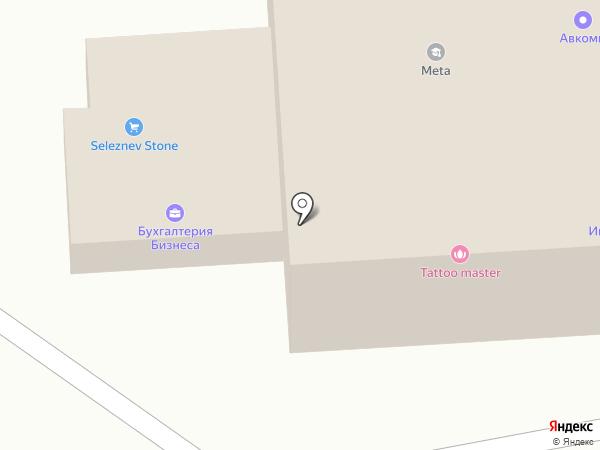 Сorian Design studio на карте Ростова-на-Дону