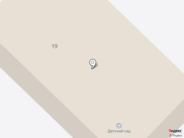 Администрация Майского сельского поселения на карте Майского