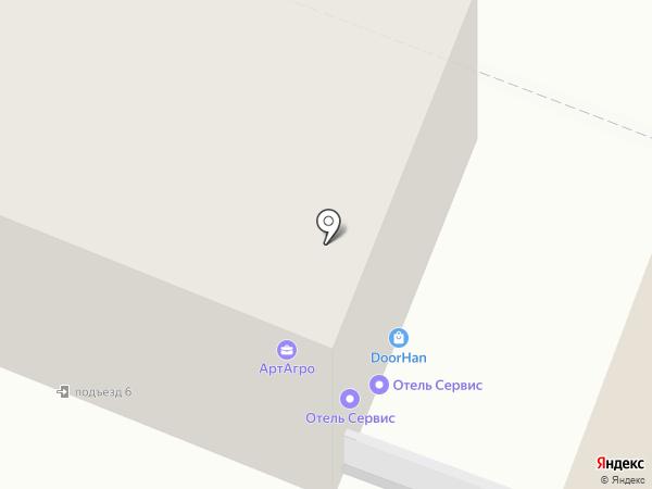 АртСтройМонтаж на карте Рязани