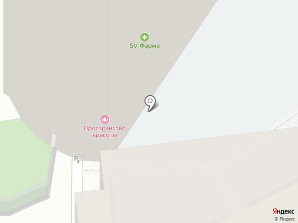 ЮНЭТИ на карте Ростова-на-Дону