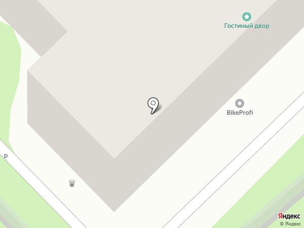 ДУДКИ на карте Рязани