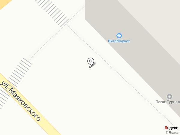 КВЦ на карте Рязани