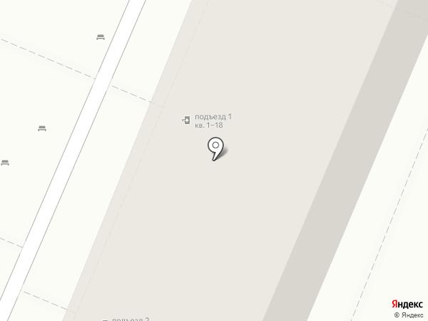 Дядя Юра на карте Батайска