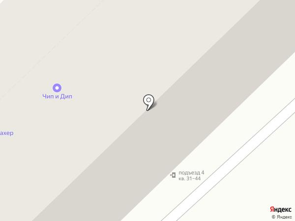 Мяско на карте Рязани
