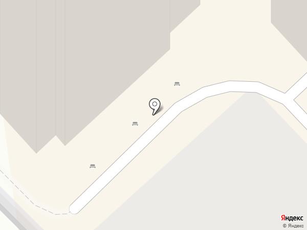 Белый город на карте Рязани