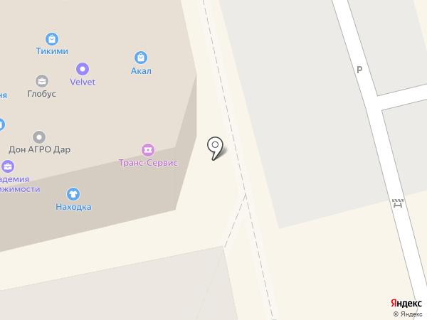 БТИ-Техпаспорт на карте Батайска