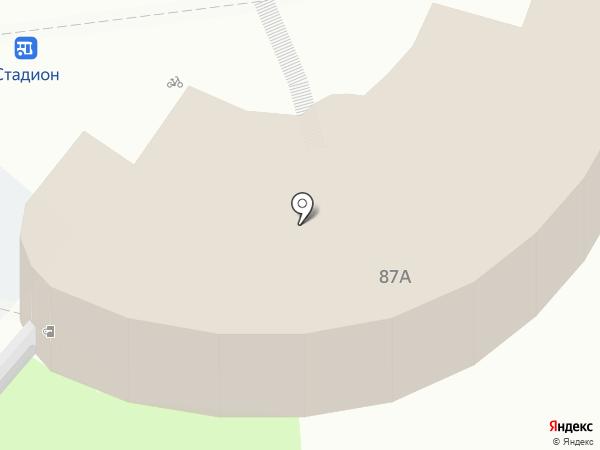 Парикмахерская на карте Сочи