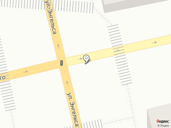 ЕвроТехСервис на карте Батайска