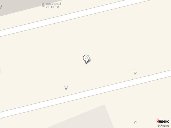 Сокол на карте Батайска