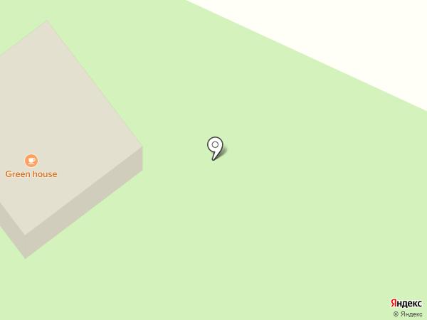 У Ручья на карте Липецка