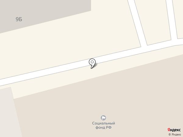 Устенька на карте Батайска