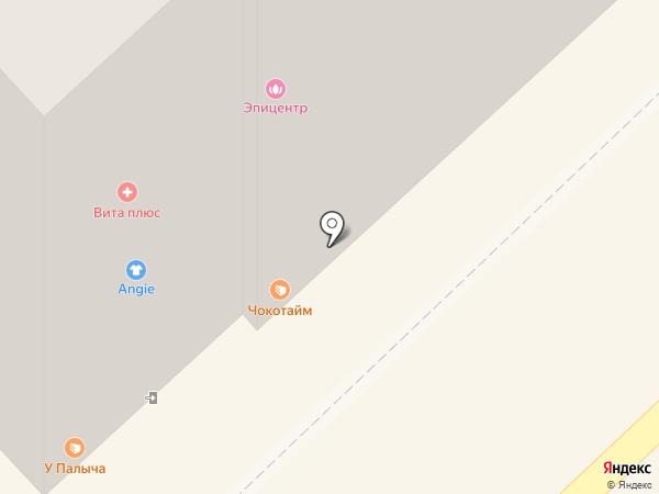 ChocoTime на карте Рязани