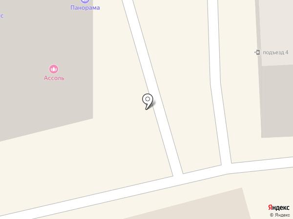 Оскар на карте Батайска