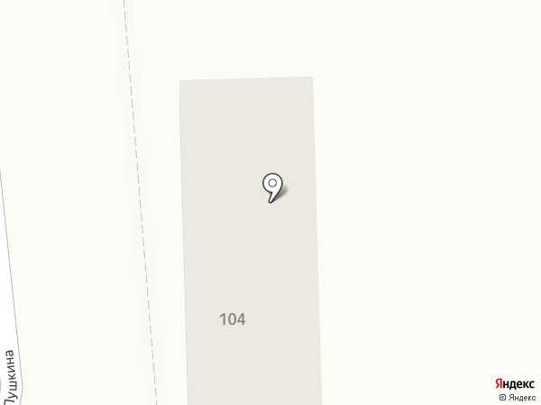Классик на карте Батайска