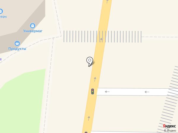 Оконный Комбинат Светоч на карте Батайска