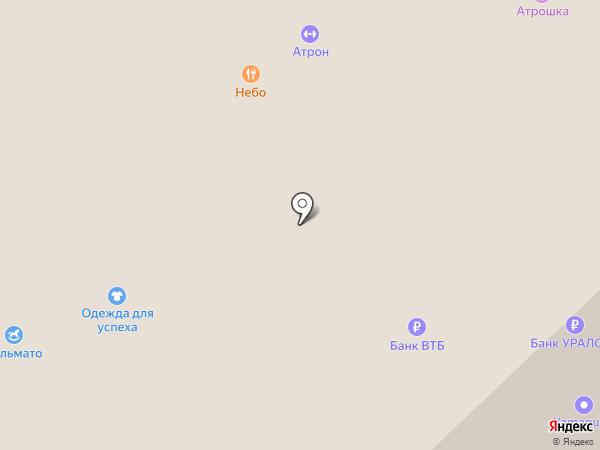 Imaginarium на карте Рязани