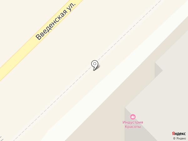 Полцены на карте Рязани