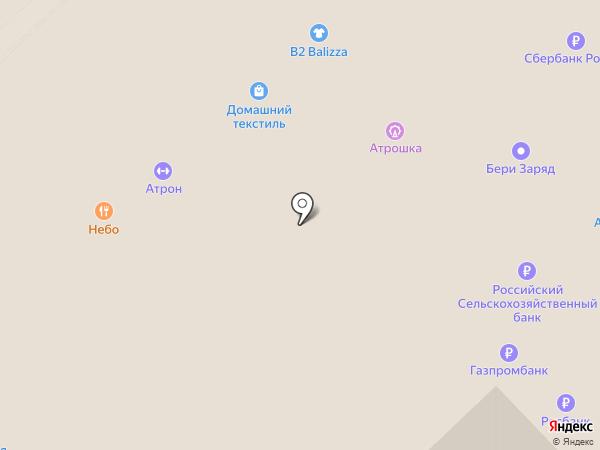 De Salitto на карте Рязани