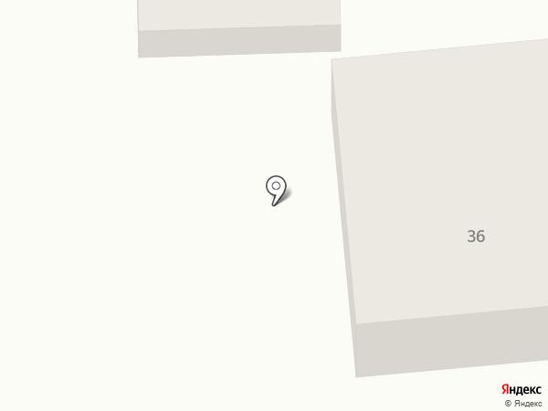 Магазин строительных и отделочных материалов на карте Батайска