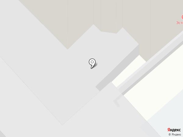 Атлант, ТСЖ на карте Рязани
