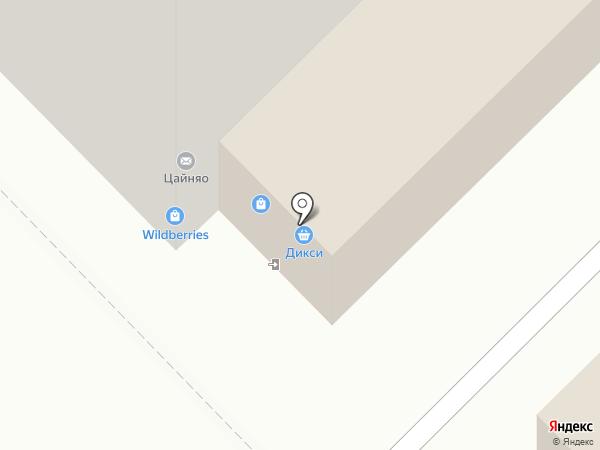 Белита Витэкс на карте Рязани