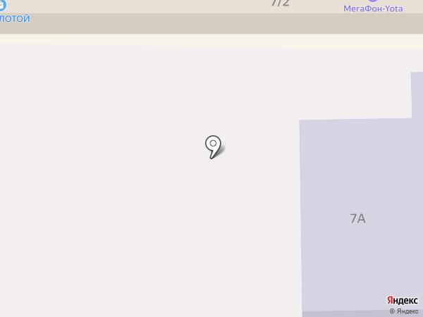 Цифроград на карте Батайска