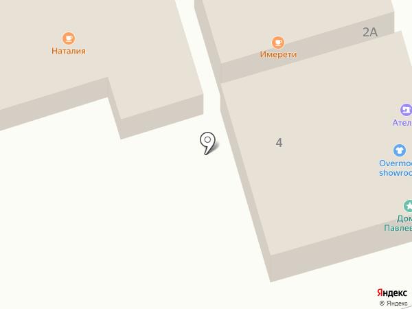 Многопрофильный центр на карте Ростова-на-Дону