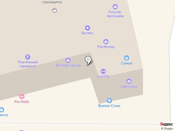 Банкомат, Промсвязьбанк, ПАО на карте Батайска