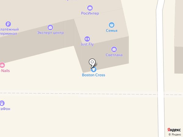 Юлмарт на карте Батайска