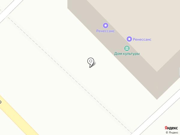 ДАР на карте Рязани