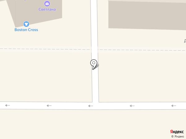 Батель на карте Батайска