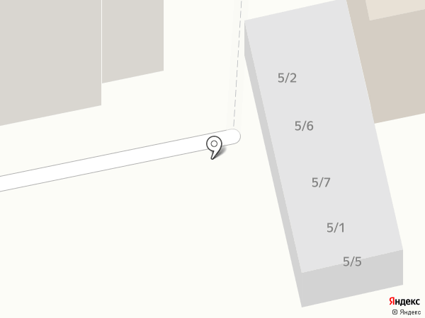 Салон оптики на карте Батайска