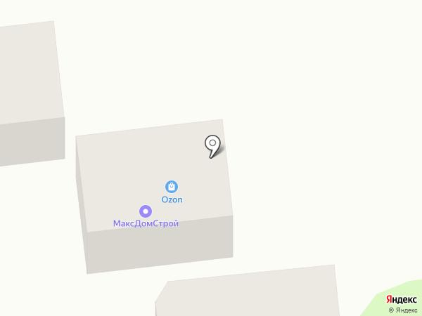 IT-MAX на карте Батайска