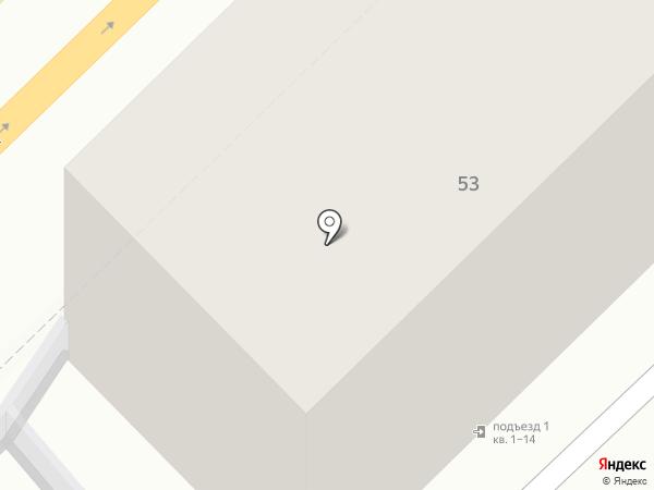 Мамабэль на карте Рязани