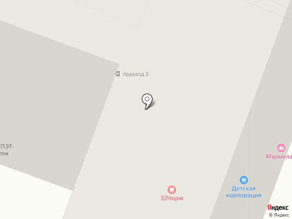 Олеся Жукова на карте Ростова-на-Дону