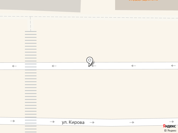 Московская ярмарка на карте Батайска