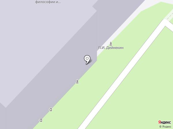STEM-центр на карте Рязани