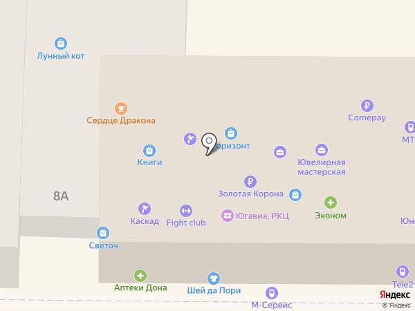 Матреша на карте Батайска