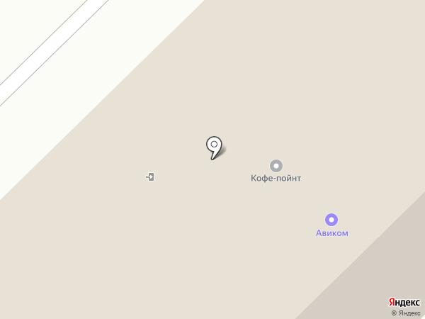 АУДИОТЕЛЕ, ЗАО на карте Рязани