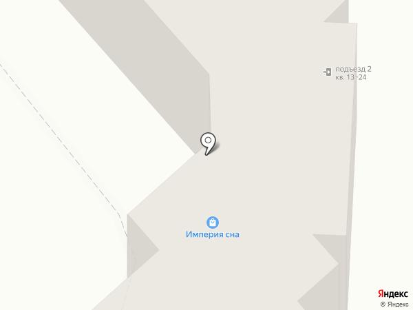 101-й квартал, ТСЖ на карте Рязани