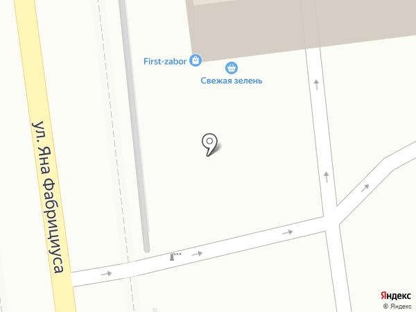 Тонировка Сочи 93 на карте Сочи